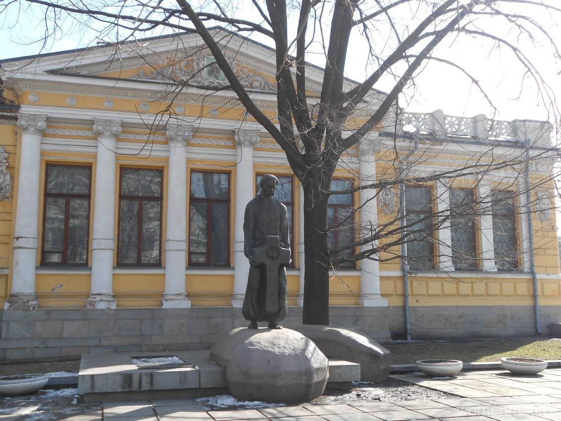 Днепропетровский национальный исторический музей имени академика Д.И. Яворницкого