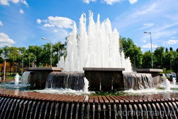Парк культуры и отдыха им. А. С. Щербакова в Донецке