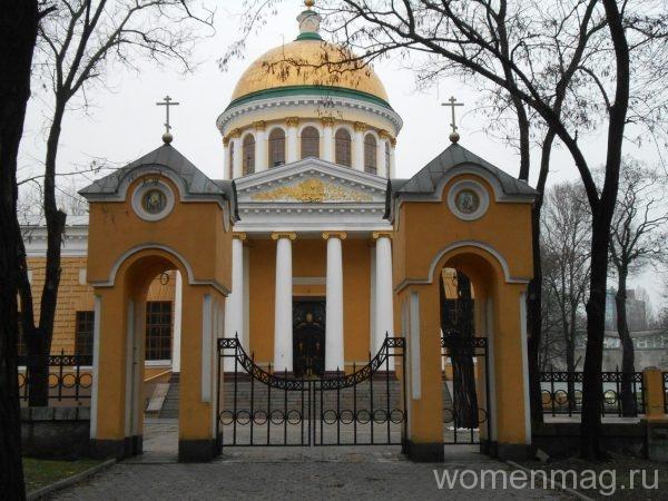 Спасо-Преображенский кафедральный собор в Днепропетровске