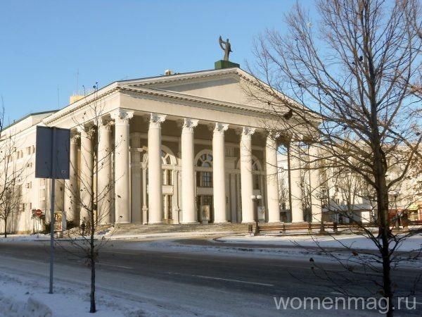 Донецкий национальный академический украинский музыкально-драматический театр
