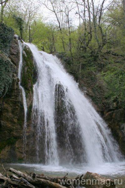 Водопад Джур-Джур в Крыму