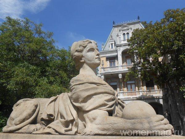 Массандровский дворец в Крыму