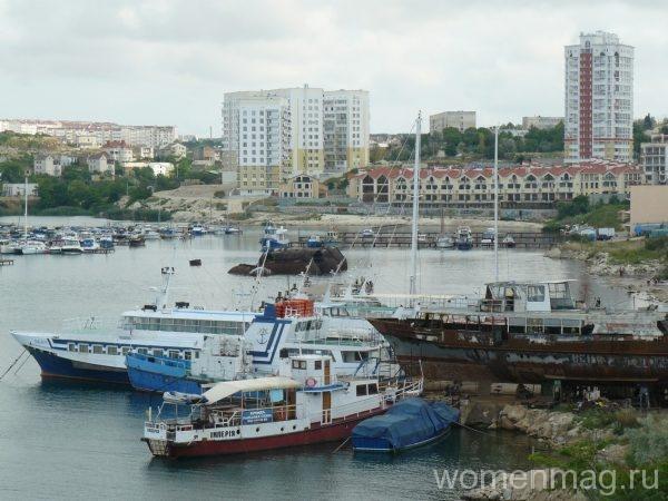 Новостройки города Севастополь
