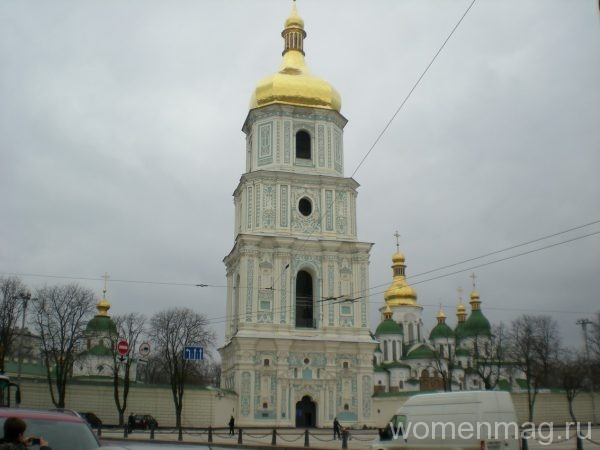 Софиевский собор в Киеве