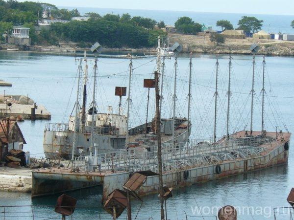 Стрелецкая бухта в Севастополе
