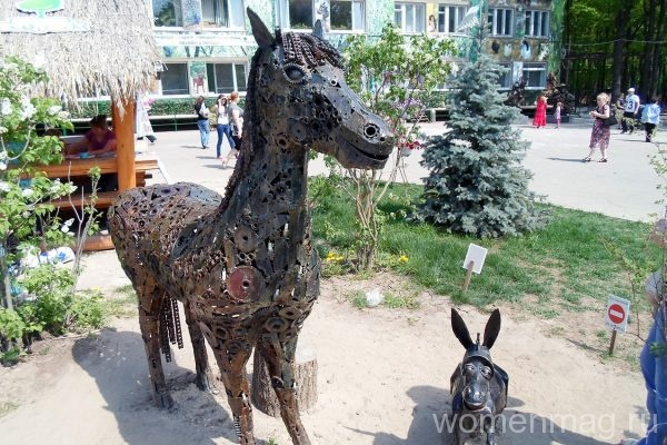 Feldman Ecopark в Харькове
