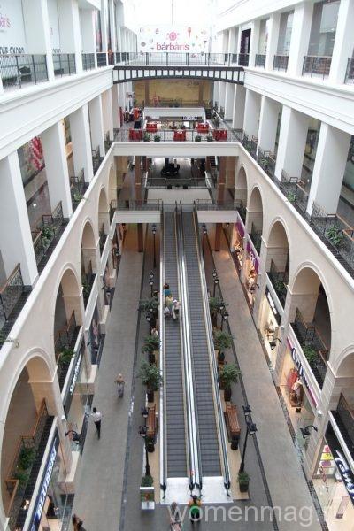 Торгово-развлекательный центр «Французский бульвар» в Харькове