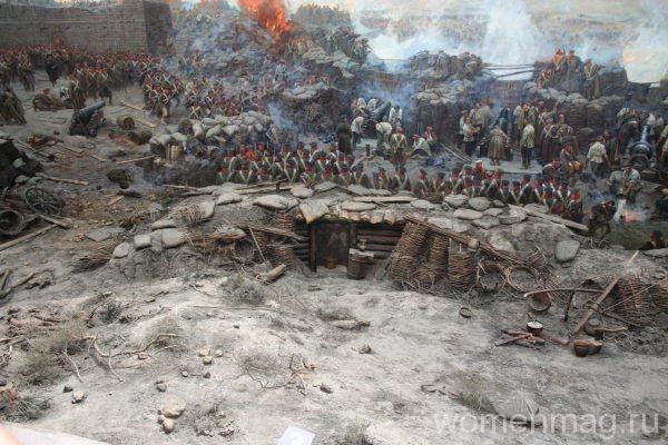 Панорама Оборона Севастополя