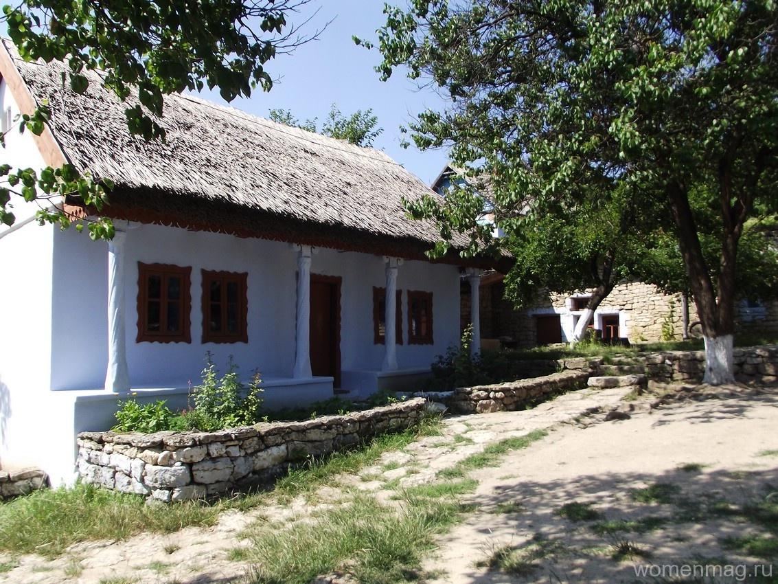Село-музей Бутучень