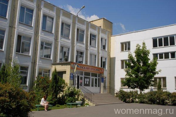 Гимназия №315 с углубленным изучением иностранных языков в Киеве