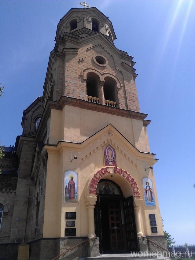 Ильинский храм в Евпатории