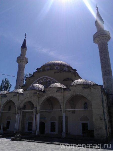 Мечеть Хан-Джами в Евпатории