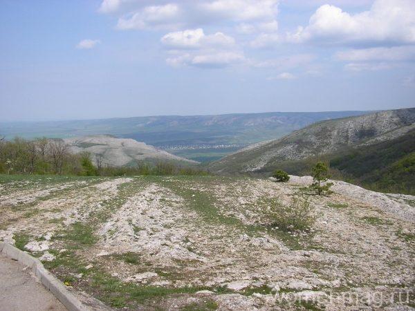 Мраморная пещера недалеко от Симферополя
