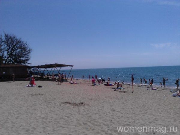 Пляж Солярис в Евпатории