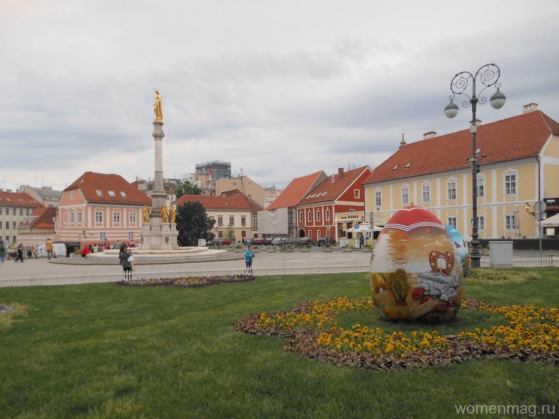 Загреб — приятная столица