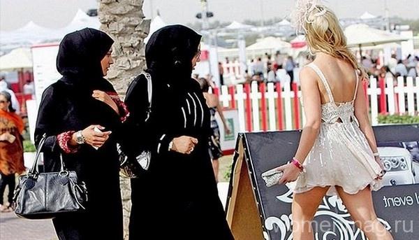 Одеваемся правильно в исламских странах