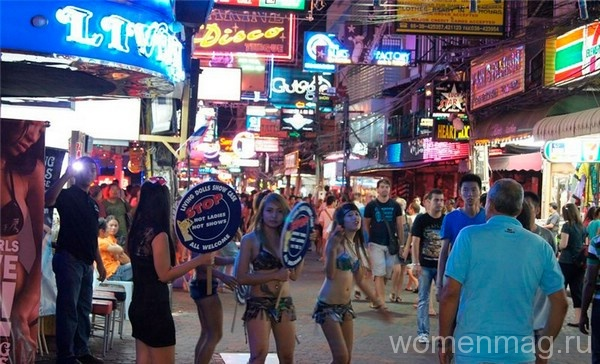 Бангкок: осторожно мошенники