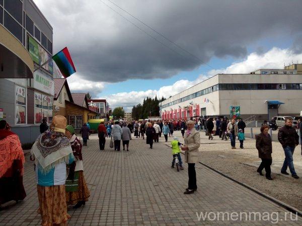 Костомукша - День республики Карелия