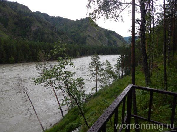 Отдых на базе «Примула» в Горном Алтае