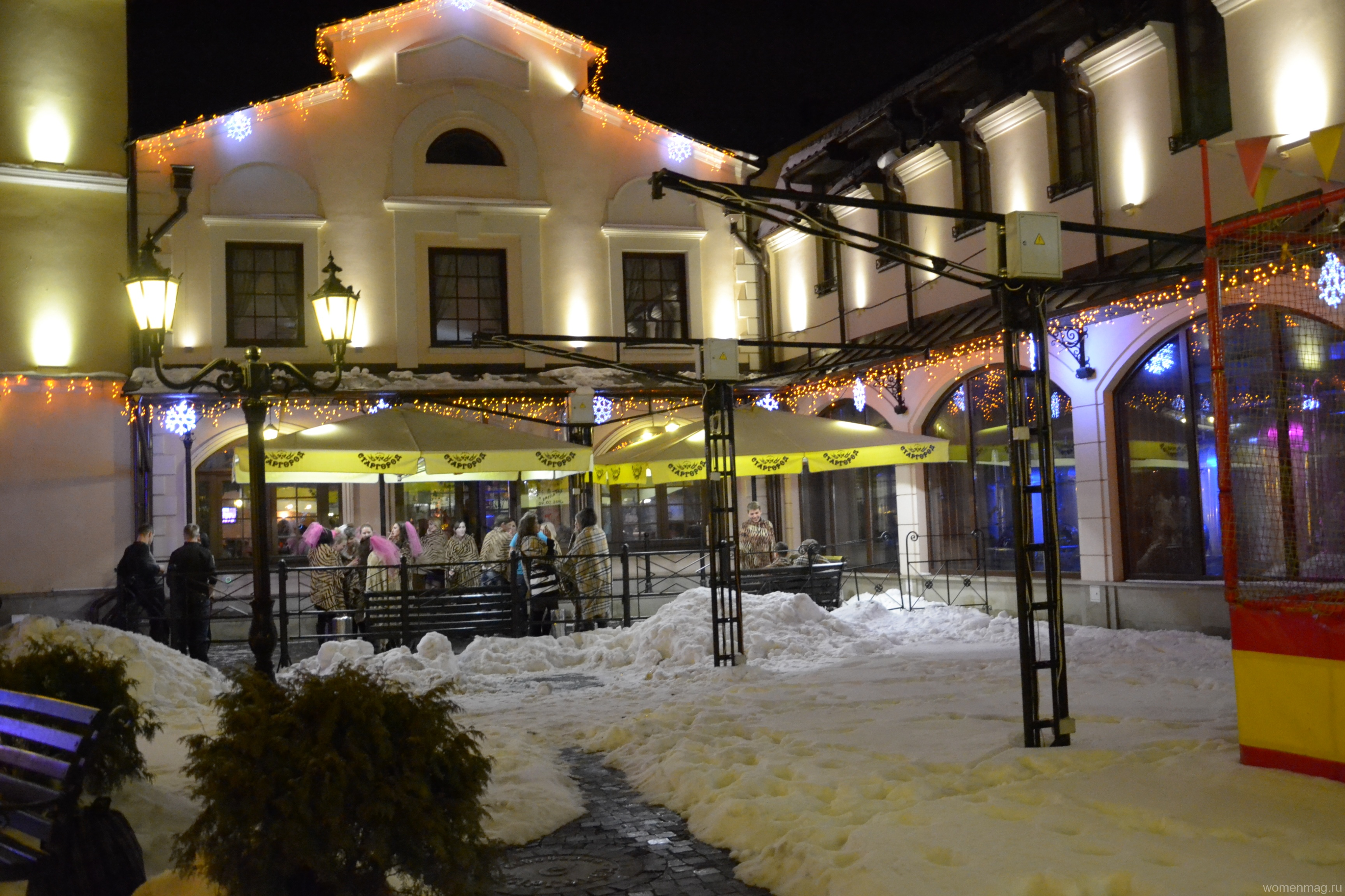 Львов. Ресторан «Старый город»