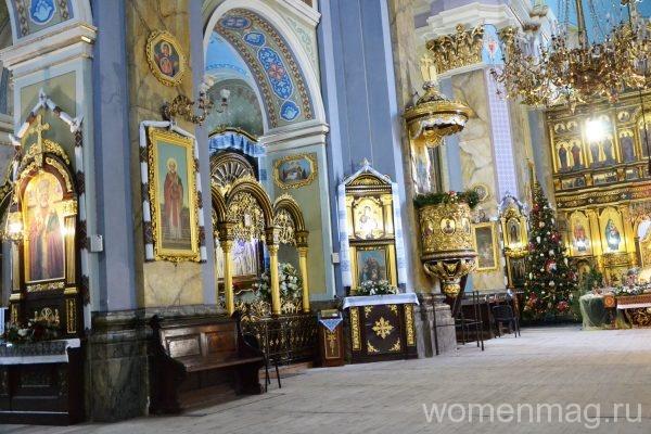 Храмы во Львове
