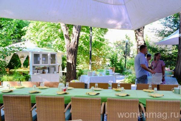 Ресторан Дача в Одессе