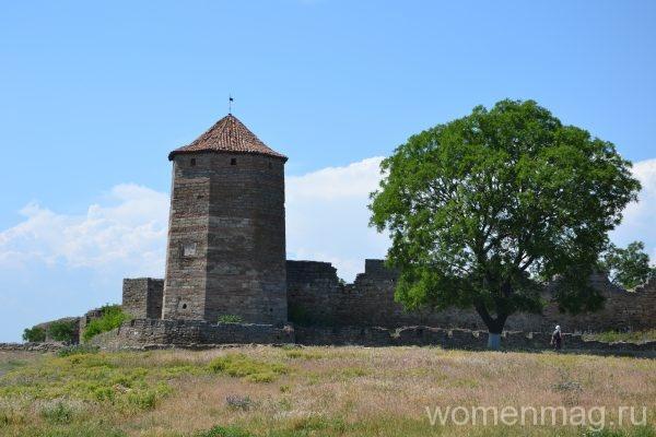 Древняя крепость Аккерман в Белгород-Днестровском