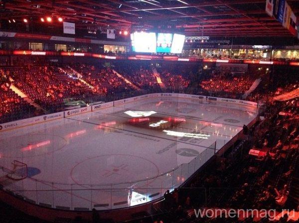 Ледовая арена в Ярославле