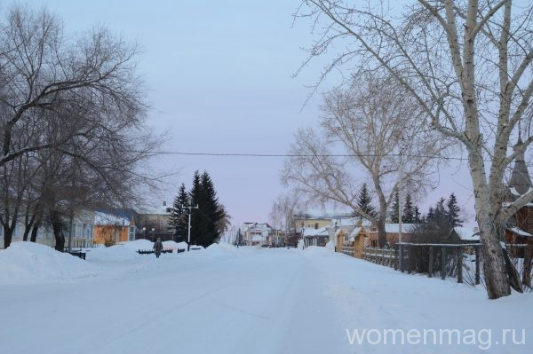 Поселок городского типа Большеречье (Омская область)