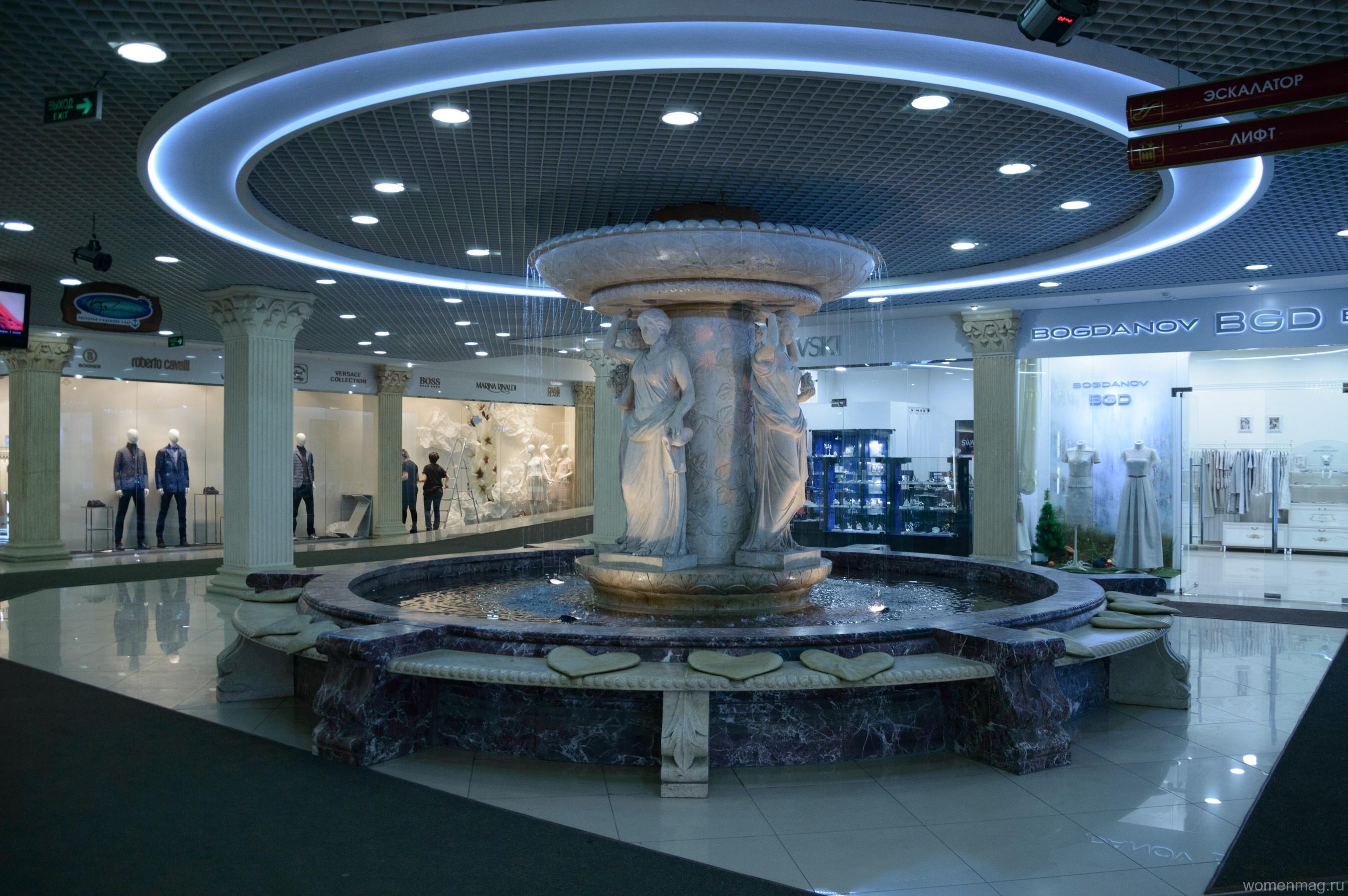 Многофункциональный комплекс «Миллениум» в Омске