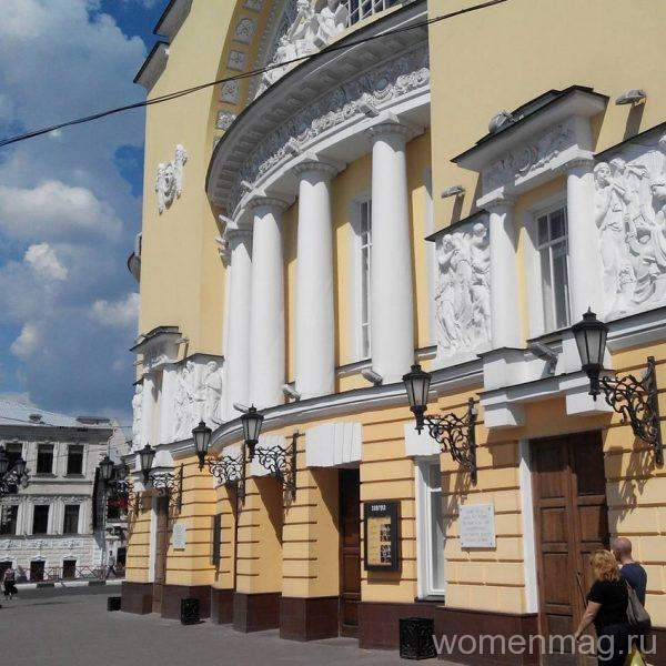 Театр имени Ф. Волкова в Ярославле