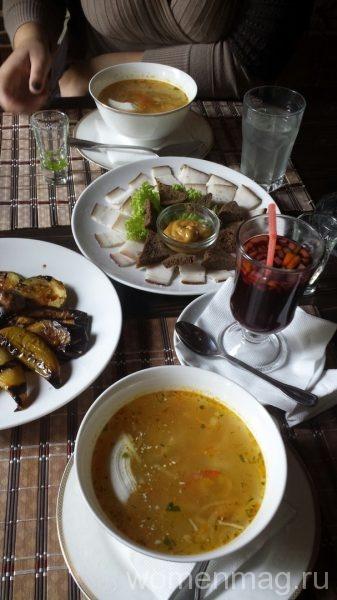 Ресторанный комплекс Бородино в Тирасполе