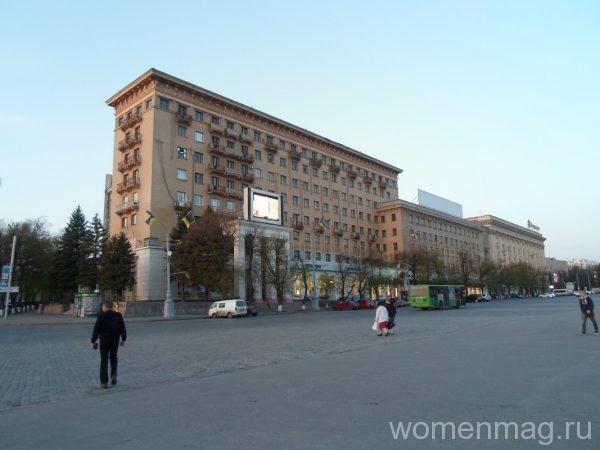 Гостиница «Харьков»