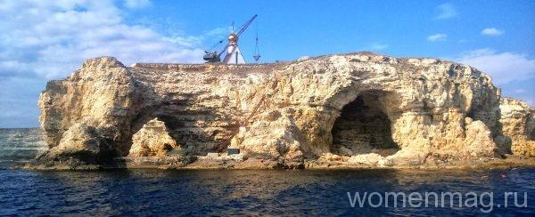 Отдых на море в поселке Олевневка в Крыму