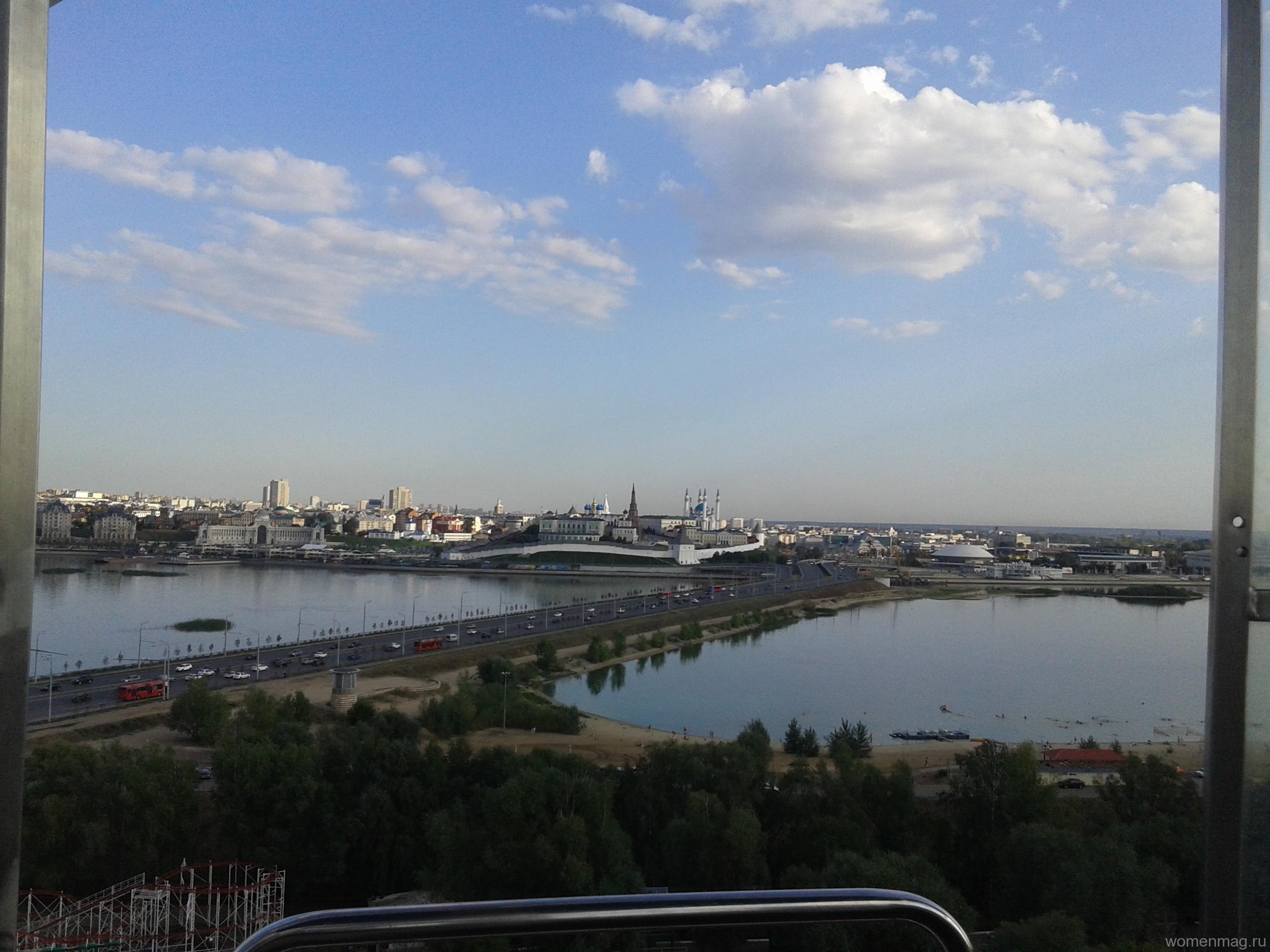 Из Челябинска в Казань на автомобиле. День 2