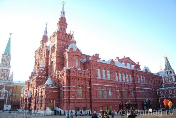 Государственный исторический музей Москвы