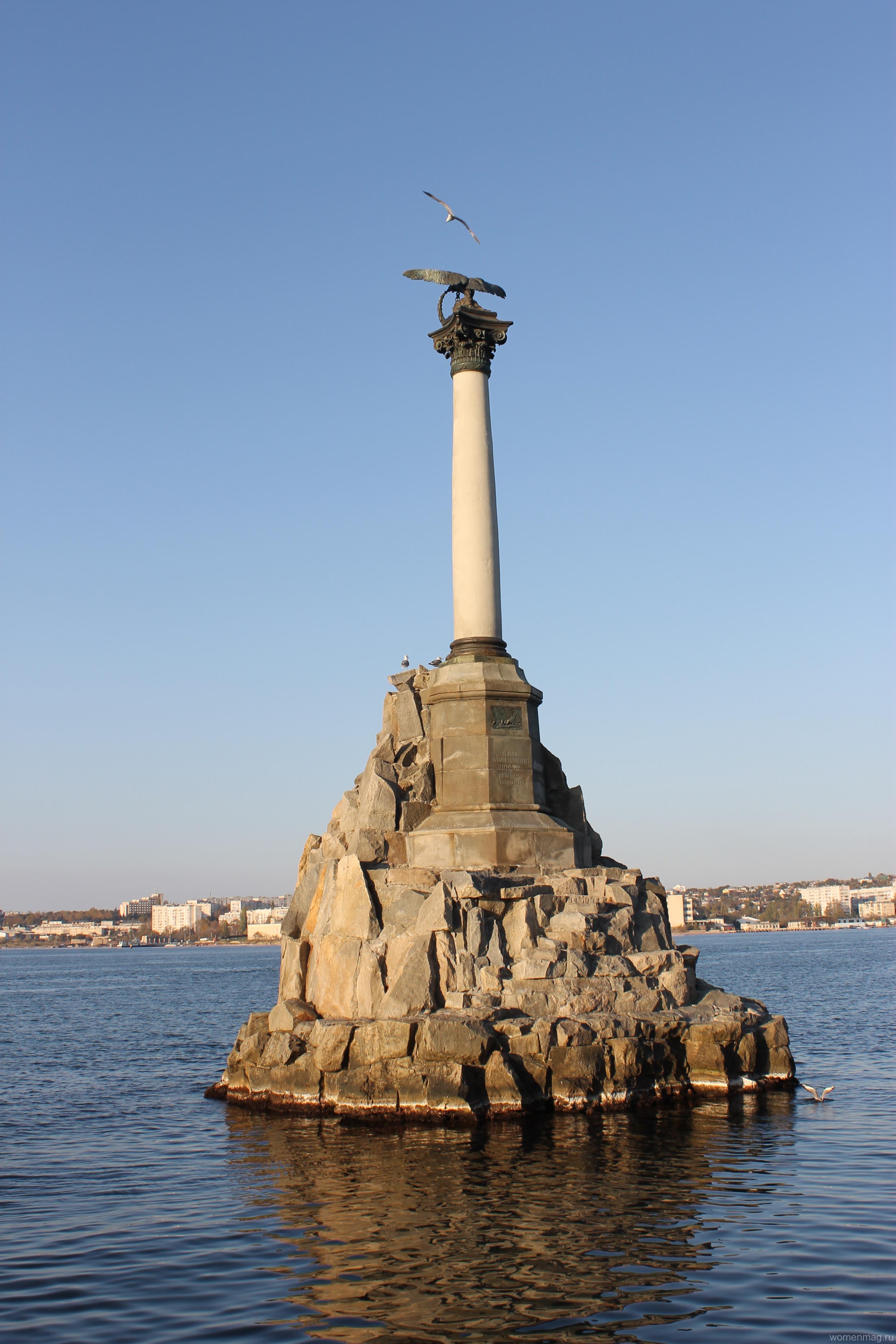 Севастополь и его знаменитые места