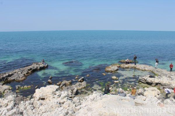 Достопримечательности Севастополи: Херсонес