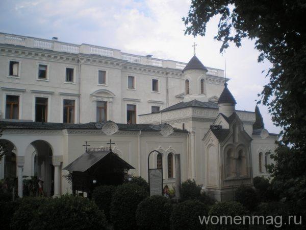 Санаторий Ливадия в Крыме