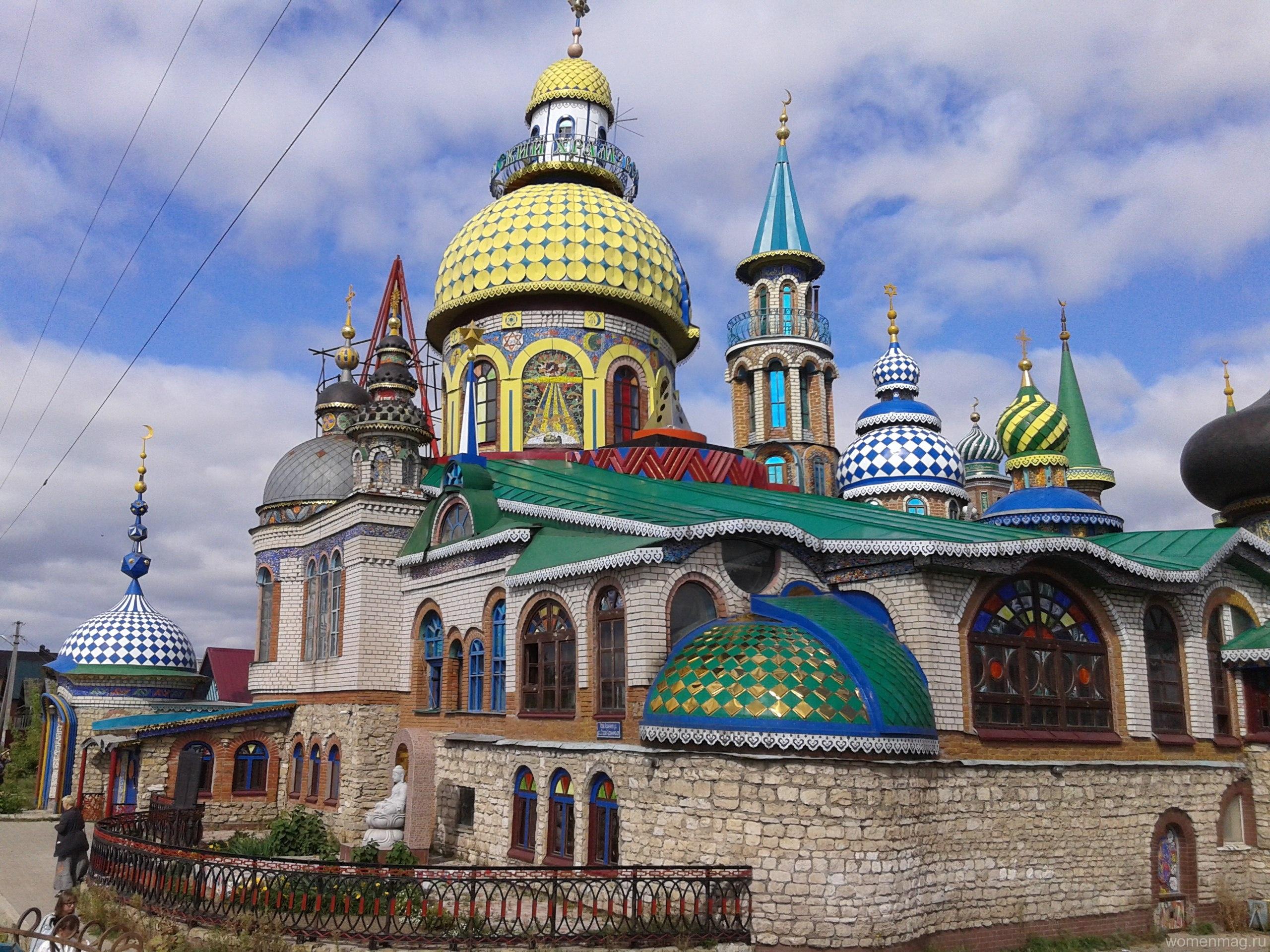 Из Челябинска в Казань на автомобиле. День 5.