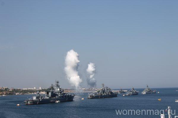 День ВМФ в Севастополе