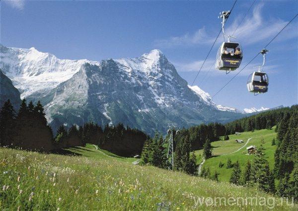 Стоит ли кататься в горах Швейцарии