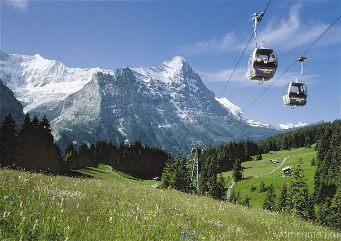 Стоит ли кататься в горах Швейцарии?