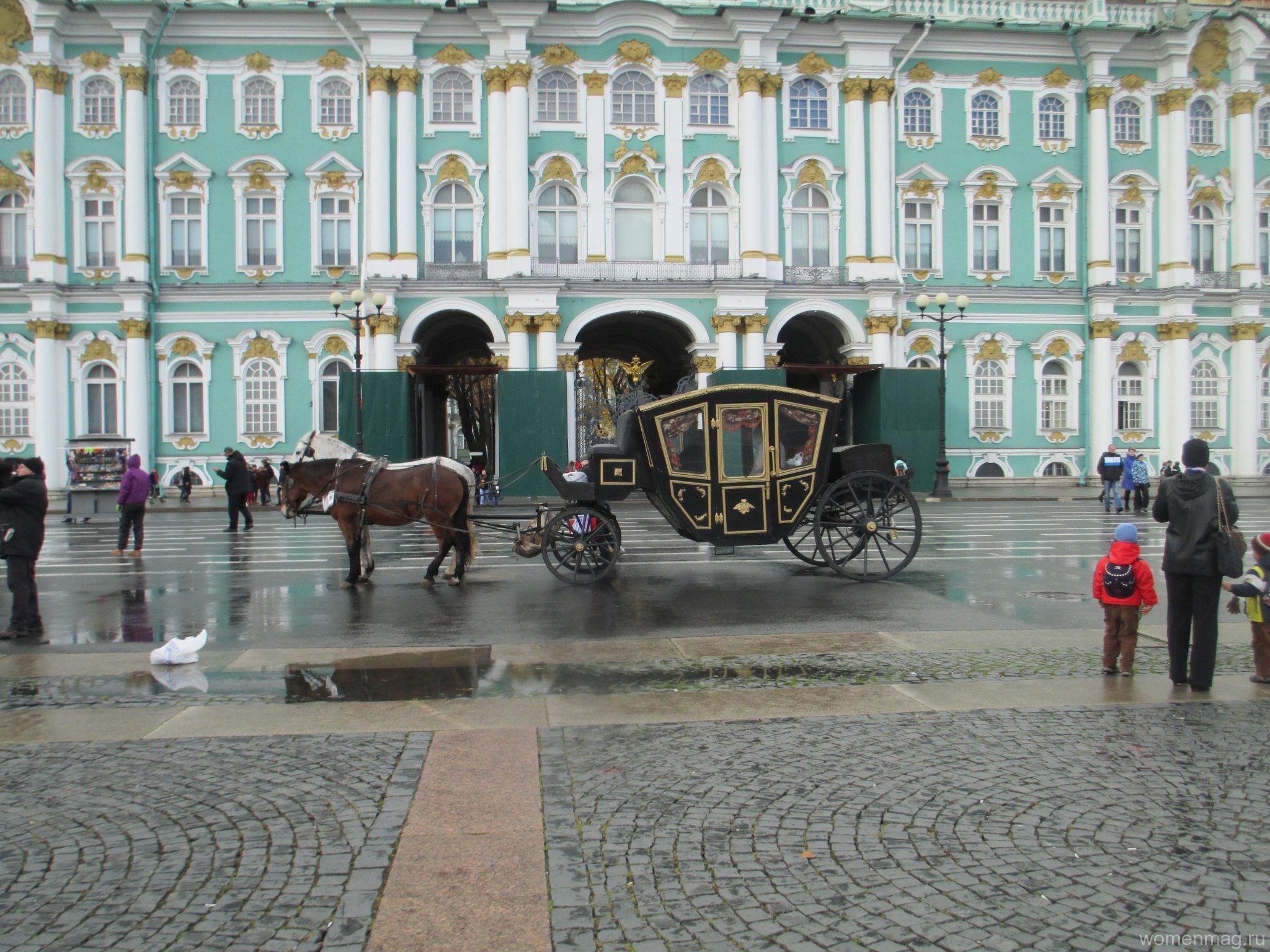 Санкт-Петербург. Путешествие первое