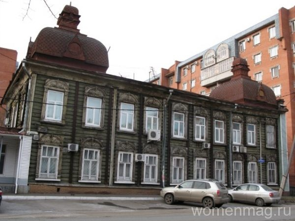Особняк И.Ф. Машинского в Омске