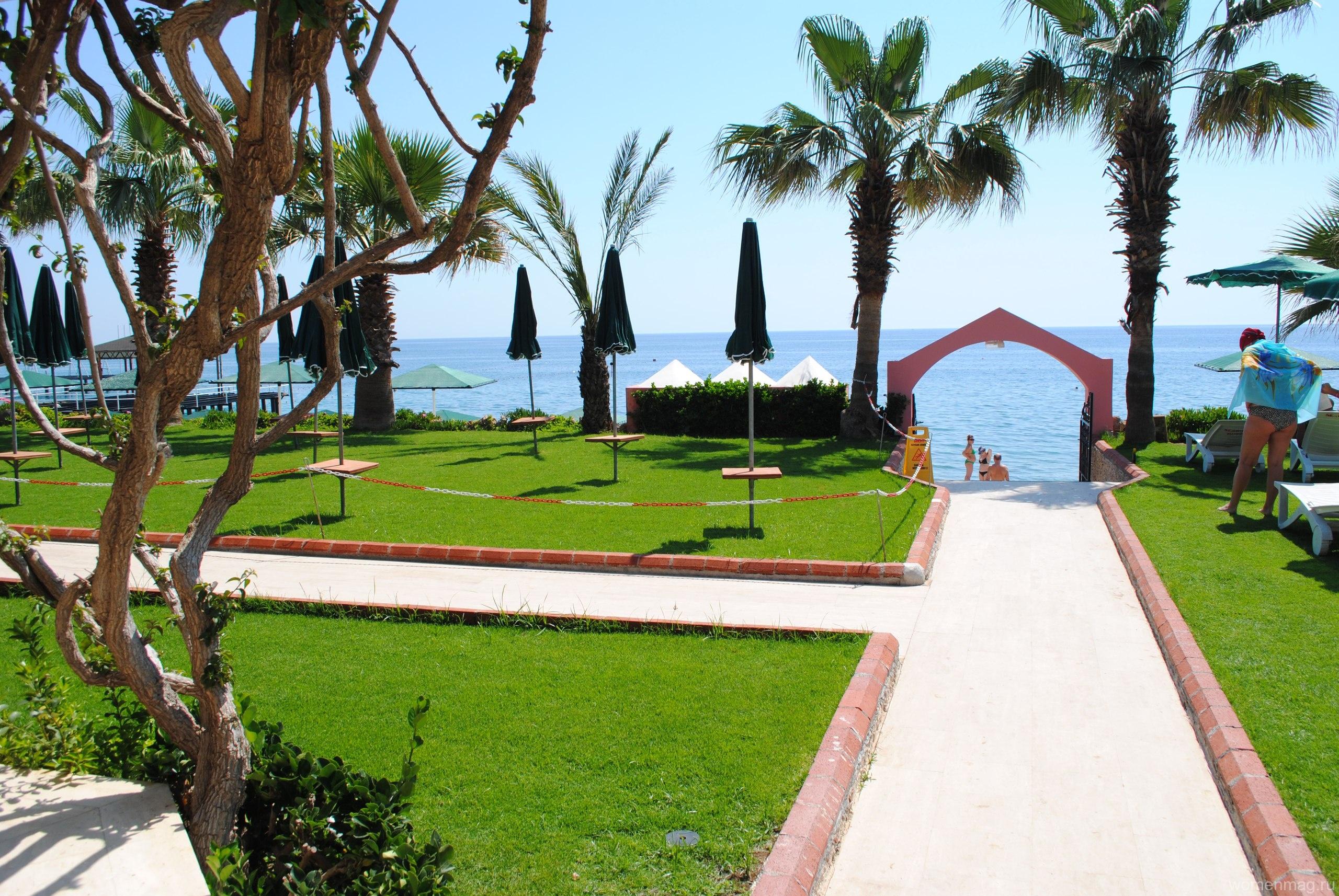Отель Seagul в Бельдиби, Турция. Отзыв с фото