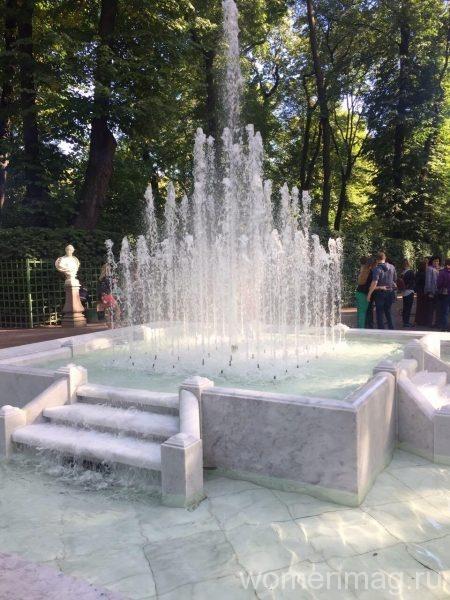 фонтан в Летнем саду