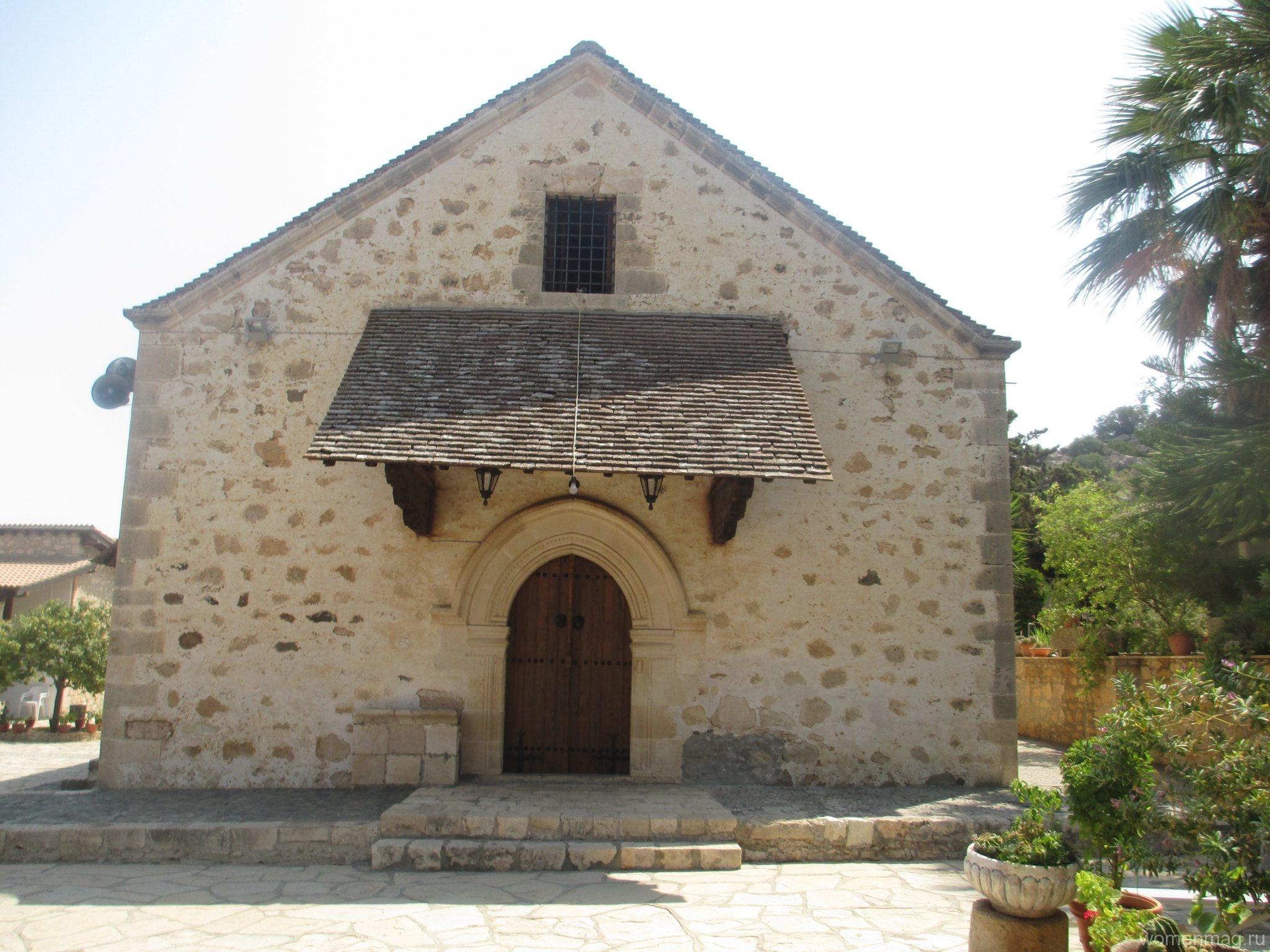 Монастырь Святого Николая. Лимассол. Кипр