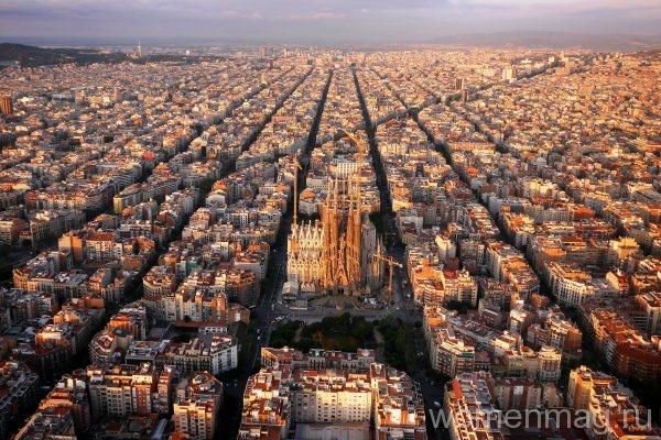 Отдых в Испании - Барселона