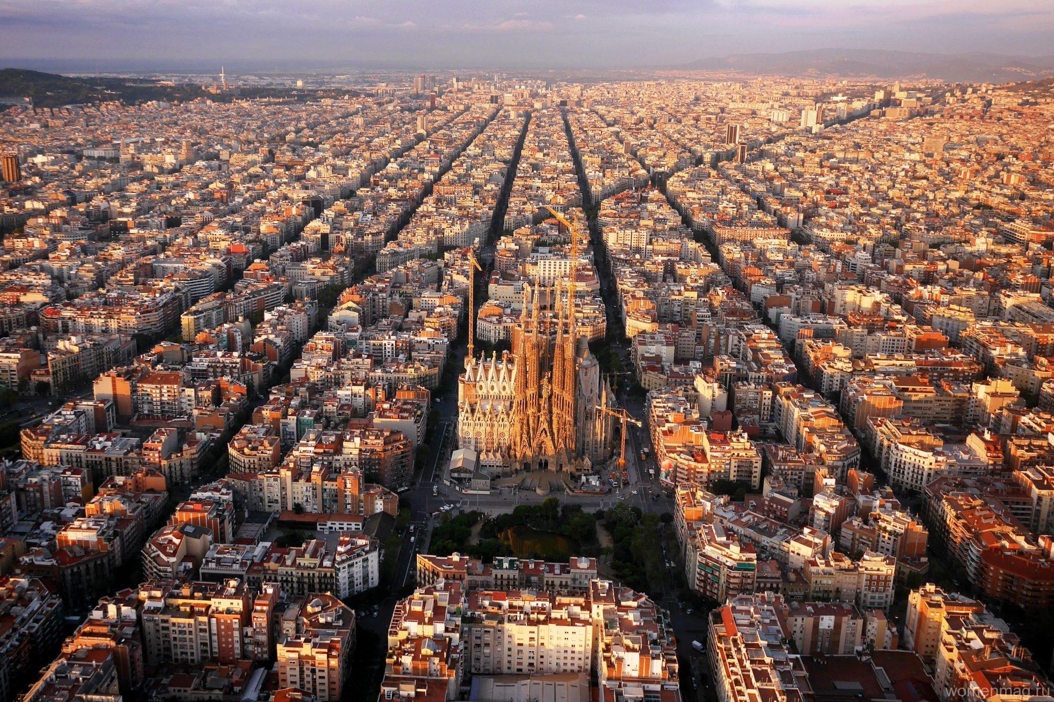 Отдых в Испании — Барселона